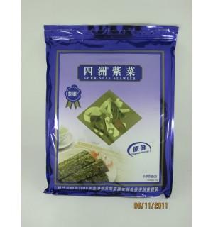 四洲紫菜原味