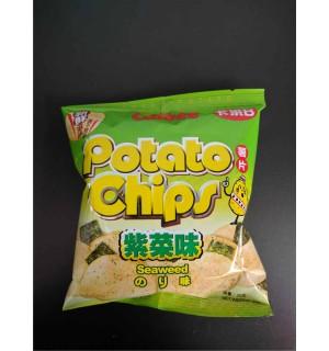 細卡樂B紫菜薯片