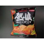 中卡樂B熱浪薯片