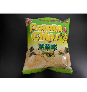 中卡樂B紫菜薯片