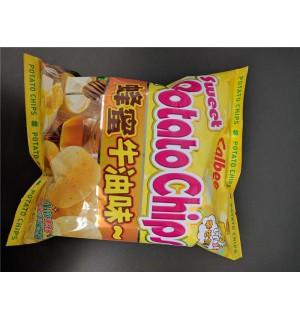 中卡樂B蜂蜜牛油薯片